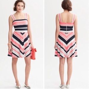 Banana Republic Milly Collection Striped Dress  4